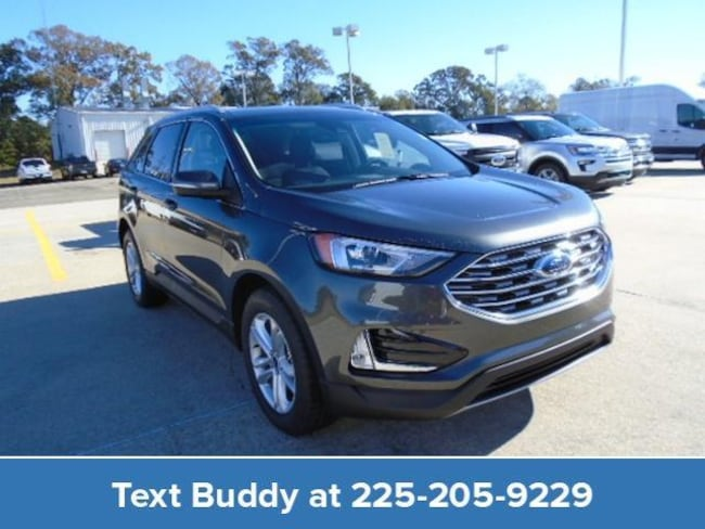 New 2019 Ford Edge SEL FWD Sport Utility For Sale/Lease Prairieville, LA