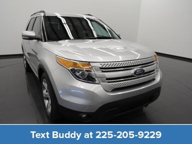 Used 2015 Ford Explorer FWD 4dr Limited Sport Utility For Sale Prairieville, Louisiana
