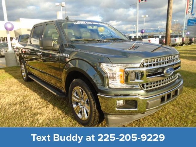 New 2018 Ford F-150 XLT 2WD Supercrew 5.5 Box Crew Cab Pickup For Sale/Lease Prairieville, LA