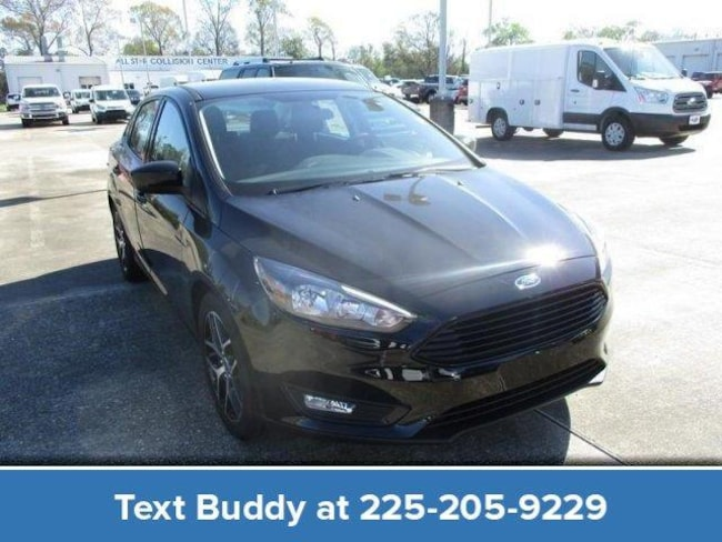 New 2018 Ford Focus SE Sedan Car For Sale/Lease Prairieville, LA