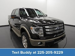 2014 Ford F-150 4WD Supercrew 145 King Ranch Crew Cab Pickup 1FTFW1ET0EKE77007