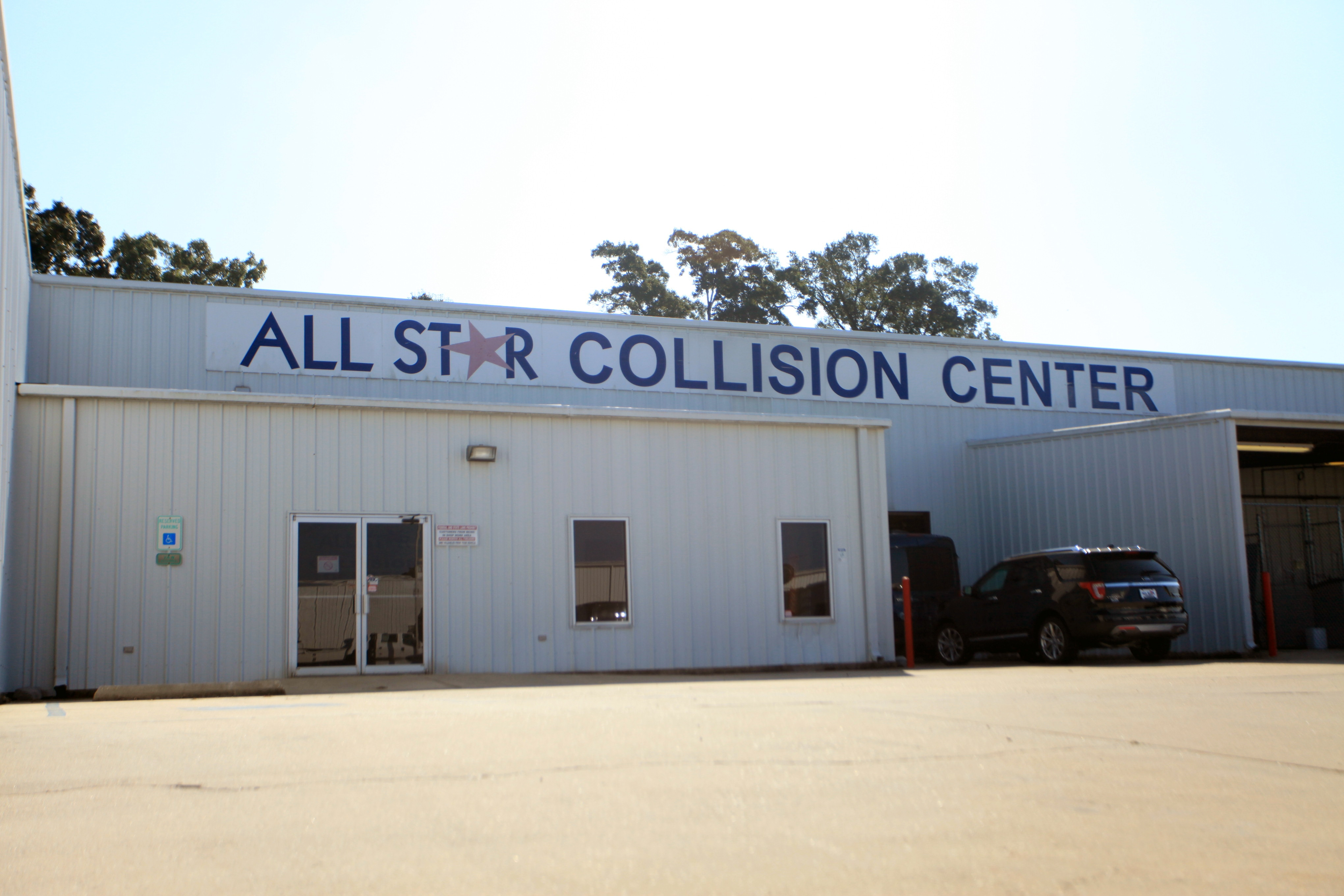 All Star Ford Lincoln Collision Center Amp Auto Repair