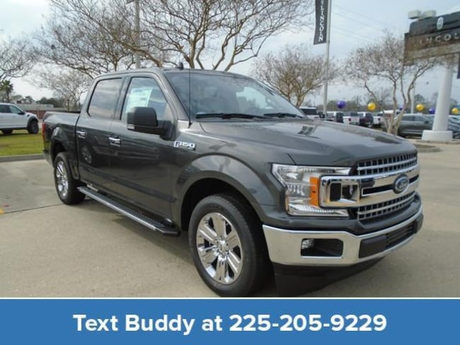 New 2019 Ford F-150 XLT 2WD Supercrew 5.5 Box Crew Cab Pickup For Sale/Lease Prairieville, LA