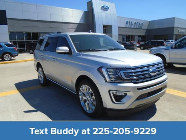 New 2019 Ford Expedition Limited 4x2 Sport Utility For Sale/Lease Prairieville, LA