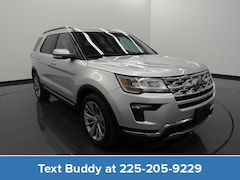 2018 Ford Explorer Limited FWD Sport Utility