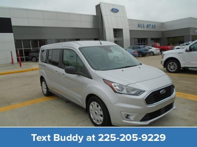 New 2019 Ford Transit Connect XLT LWB w/Rear Liftgate Full-size Passenger Van For Sale/Lease Prairieville, LA