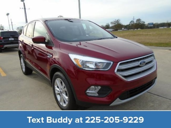 New 2019 Ford Escape SE FWD Sport Utility For Sale/Lease Prairieville, LA