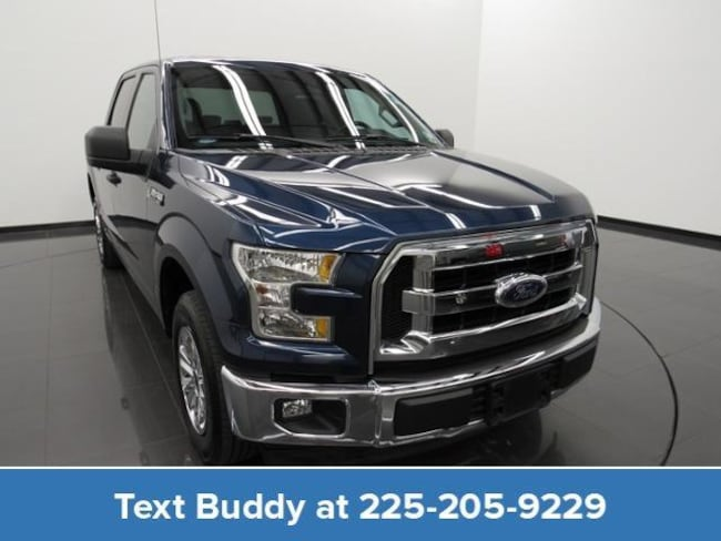 Certified Pre-Owned 2017 Ford F-150 XLT 2WD Supercrew 5.5 Box Crew Cab Pickup For Sale Prairieville, Louisiana