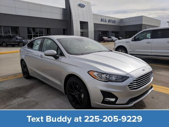 New 2019 Ford Fusion SE FWD Car For Sale/Lease Prairieville, LA