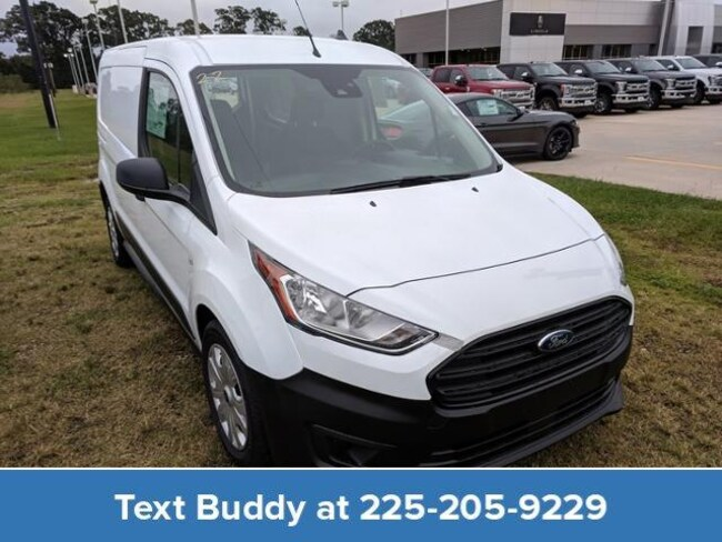 New 2019 Ford Transit Connect XL LWB w/Rear Symmetrical Doors Mini-van, Cargo For Sale/Lease Prairieville, LA