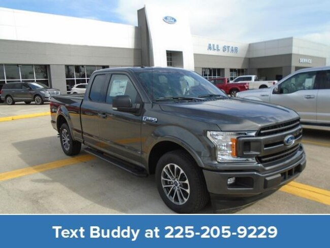 New 2018 Ford F-150 XLT 2WD Supercab 6.5 Box Extended Cab Pickup For Sale/Lease Prairieville, LA