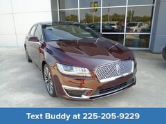 2018 Lincoln MKZ Select FWD Car