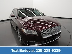 Used 2017 Lincoln Continental Reserve FWD