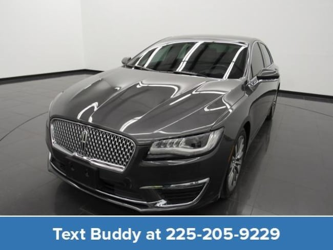 Used 2017 Lincoln Mkz For Sale At All Star Lincoln Vin
