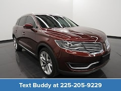 2016 Lincoln MKX FWD 4dr Reserve Sport Utility