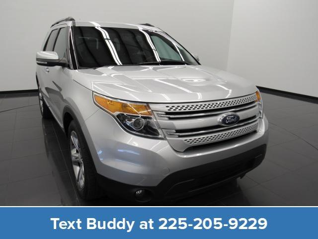 2015 Ford Explorer FWD 4dr Limited Sport Utility