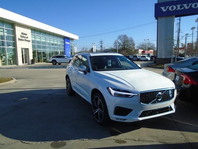 New 2019 Volvo XC60 T6 R-Design SUV in Baton Rouge, LA