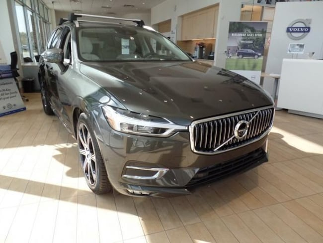 New 2018 Volvo XC60 T6 AWD Inscription SUV For Sale/Lease Baton Rouge, LA