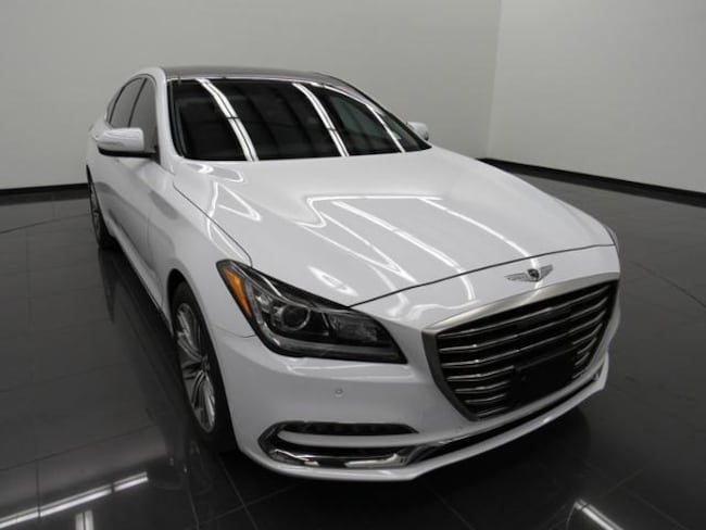 Used 2018 Genesis G80 3.8 Sedan For Sale Baton Rouge, LA