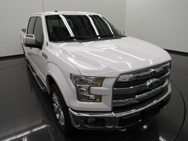 Used 2016 Ford F-150 Truck SuperCrew Cab For Sale Baton Rouge, LA