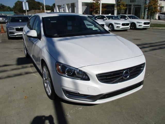New 2018 Volvo S60 in Baton Rouge, LA