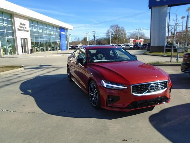 New 2019 Volvo S60 T6 R-Design Sedan in Baton Rouge, LA