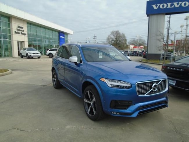 New 2019 Volvo XC90 T6 R-Design SUV For Sale/Lease Baton Rouge, LA