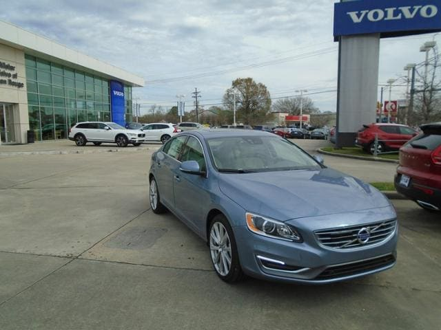 New 2018 Volvo S60 for sale Baton Rouge