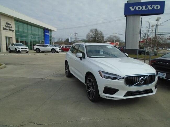 New 2019 Volvo XC60 T6 R-Design SUV For Sale/Lease Baton Rouge, LA