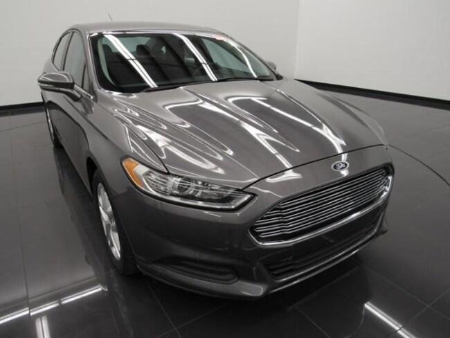 Used 2014 Ford Fusion SE Sedan For Sale Baton Rouge, LA