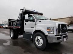 2018 Ford F-650 Diesel Base Truck Regular Cab