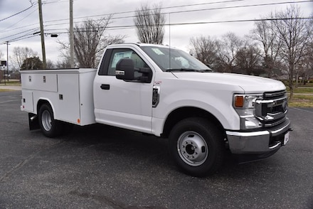 2021 Ford F-350 Chassis Truck Regular Cab