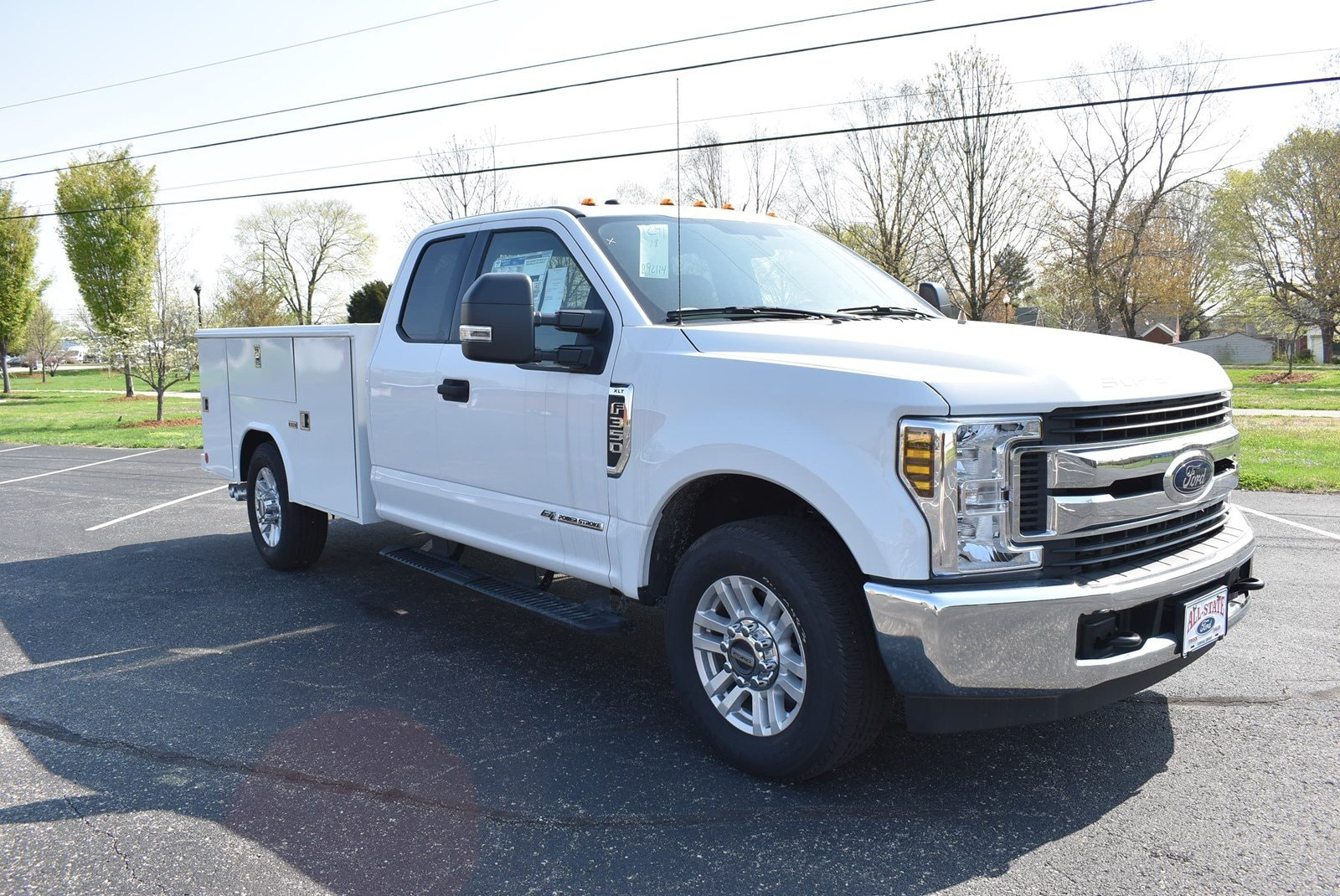 2018 Ford F-350 Chassis Truck Super Cab