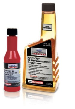 Coolants - AntiGel or Antifreeze