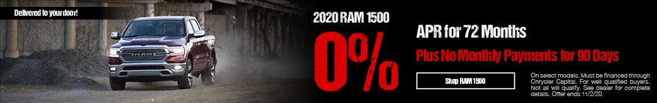 New 2020 RAM 1500 | APR