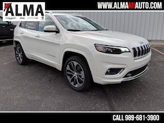 2019 Jeep Cherokee OVERLAND 4X4 Sport Utility