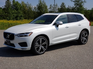New 2018 Volvo XC60 T6 AWD R-Design SUV near Burlington