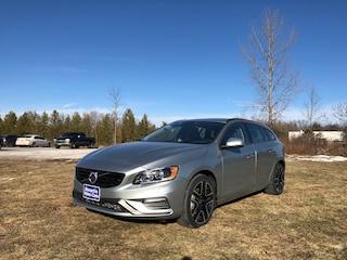 New 2018 Volvo V60 T5 Dynamic Wagon near Burlington