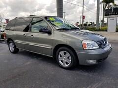 2006 Ford Freestar Limited Wagon