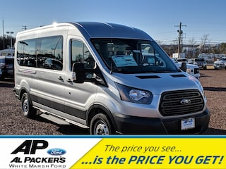 2019 Ford Transit-350 XL Wagon Medium Roof Passenger Van