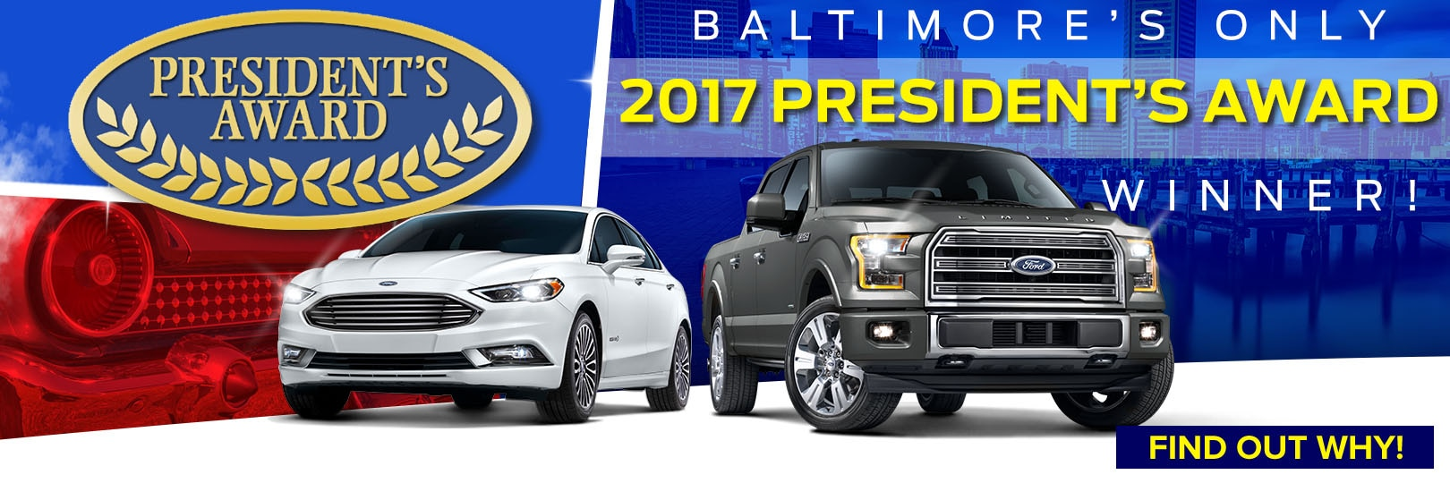New ford dealer inventory in baltimore md serving towson perry hall parkville essex nottingham and rosedale