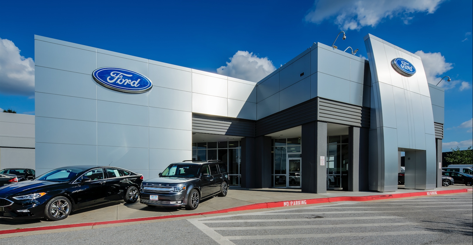 About Our Ford Dealership near Baltimore | Al Packer's ...