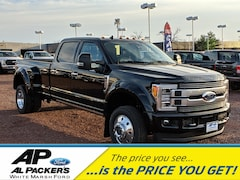2019 Ford F-450 Limited Truck Crew Cab