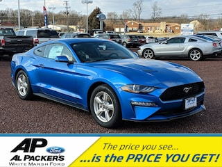 2019 Ford Mustang EcoBoost Coupe