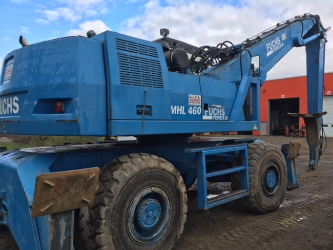 Used 2004 FUCHS MHL-460 For Sale at A L P A Equipment Ltd | VIN: