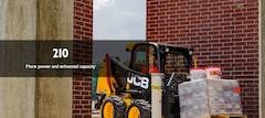 2018 JCB 210 Skid Steer