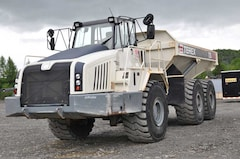 2012 TEREX TA400 Low Hours: Demo Rental Unit