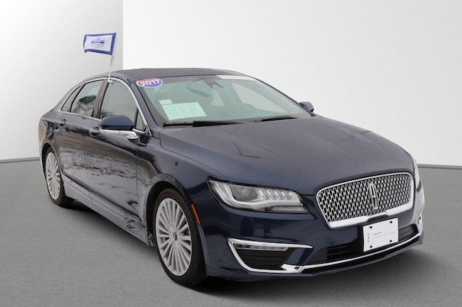 Used 2017 Lincoln Mkz Hybrid For Sale At Alphorn Lincoln Vin