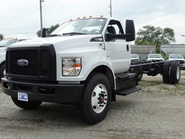 2019 Ford F-650-750 F-750 SD Gas Straight Frame Commercial-truck