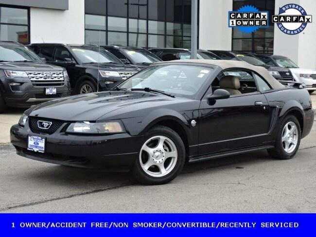 2004 Ford Mustang V6 Convertible